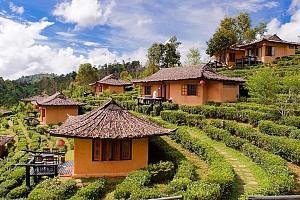 Đừng bỏ lỡ hai ngôi làng đẹp như tranh vẽ của Thái Lan