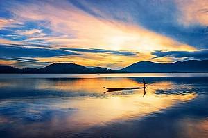 Ea Snô, Hồ Nước Hoang Sơ Đẹp Đến Nao Lòng
