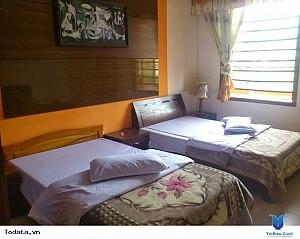 Khách Sạn Khải Hoàn Đồng Văn