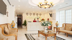Khách Sạn Pavillon Garden Nha Trang ***