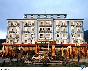 Khách Sạn Sao Xanh Mộc Châu