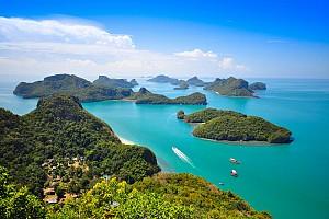 Khám phá hoang sơ, đẹp như chốn bồng lai của Thái Lan
