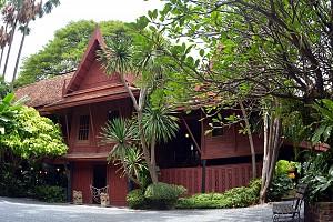 Khám phá ngôi nhà của Jim Thompson tại Thái Lan