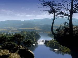 Khu rừng già Amazon, lá phổi xanh của thế giới