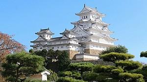 Đến Nhật Bản du khách nhất định phải ghé thăm lâu đài này nhé