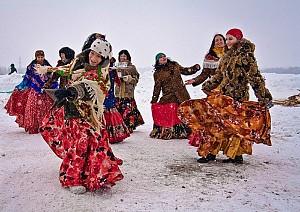 Lễ hội đưa tiễn mùa đông, ngày hội dân gian vui vẻ nhất