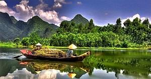 Một thoáng mộng mơ xuôi theo các dòng sông Phú Quốc