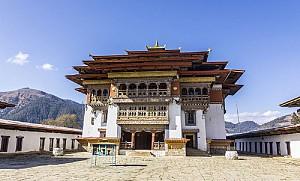 Những địa điểm nhất định nên ghé qua khi đến Bhutan