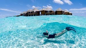Những điều chuẩn bị cho một chuyến du lịch dài đến Maldives.