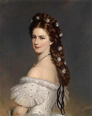 Nữ hoàng Elisabeth, người đẹp nhất Châu Âu