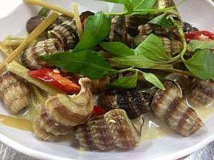 Ốc Thúy Kiều nổi tiếng ở Quy Nhơn