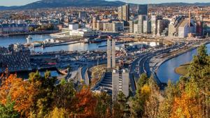 Oslo, thủ đô xinh đẹp của Na Uy