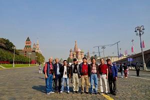 Review Hành Trình Khám Phá Nước Nga Tour Volga Cruise (p1- Moskva)