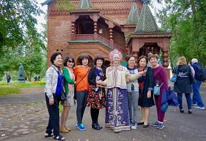 Review Hành Trình Khám Phá Nước Nga Tour Volga Cruise (p2- Uglich)