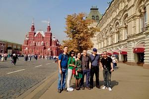 Review Tuyệt Vời Của Đoàn Khách Trở Về Sau Hành Trình Khám Phá Nước Nga Xinh Đẹp Cùng VietSense Travel