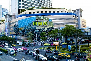 Tại sao có thể thỏa thích mua sắm tại Bangkok của Thái Lan