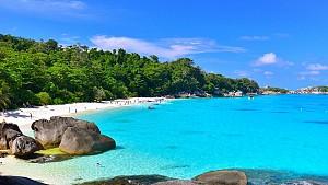 Tận hưởng vẻ đẹp tuyệt diệu quần đảo Similan của Thái Lan