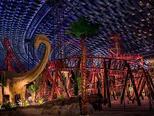 Thăm quan công viên hàng đầu thế giới tại Dubai