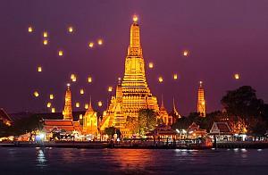 Tham quan đồi Doi Suthep ở Chiang Mai của Thái Lan