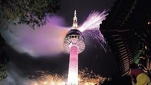 Tháp Namsan – Niềm tự hào của người Hàn Quốc