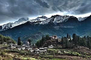 Thị trấn Paro, điểm đến đầu tiên khi du lịch Bhutan