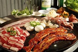 Thịt nướng BBQ Hàn Quốc - hương vị khó quên