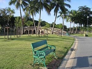 Thư giãn tại công viên Lumphini của Thái Lan