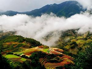 Nét Thanh Bình Mê Hồn Người Ở Thung Lũng Mường Hoa
