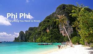 Vẻ đẹp diệu kỳ của 4 vịnh đảo đáng đến nhất khi đi du lịch Thái Lan