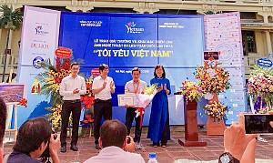 VietSense- Nhà Tài Trợ Vàng Cuộc Thi Ảnh Nghệ Thuật Du Lịch Việt Nam 2018