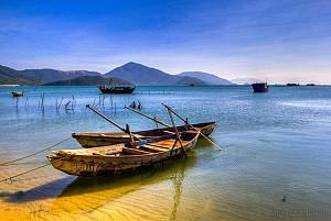 Vịnh Vân Phong Nha Trang - Đẹp Hoang Sơ Và Bình Yên