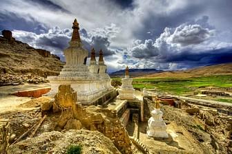 Thành Đô - Lhasa - Shigate