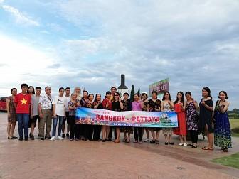 Bangkok - Pattaya 5N4Đ Khởi Hành 22.06.2018 Từ Hà Nội (Tặng Masage Thái)