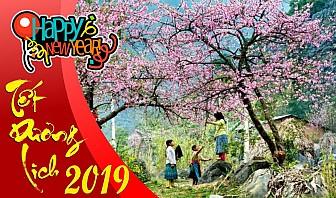 Tour Hà Nội - Sapa - Hàm Rồng - Lao Chải Tả Van - Fansipan Dịp Tết Dương Lịch 2019