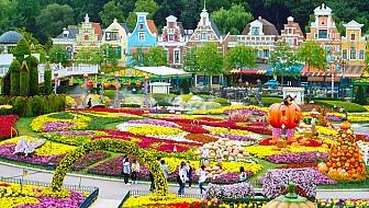 Hàn Quốc - Seoul - Nami - Everland 5 Ngày Từ Hà Nội