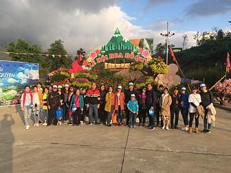 Tour Hà Nội - Sapa - Cát Cát - Hàm Rồng - Thác Bạc - Fansipan 2017