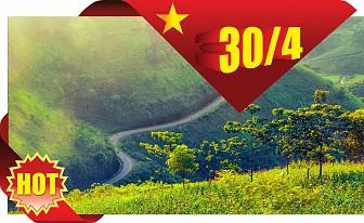 Tour Quản Bạ - Sủng Là - Cột Cờ Lũng Cú - Mã Pì Lèng Giảm Giá Dịp 30/4