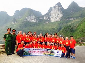 Tour Hà Nội - Hà Giang - Quản Bạ - Đồng Văn - Lũng Cú Tháng 4