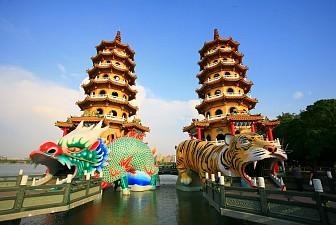 Tour Đài Loan - Đài Bắc - Đài Trung - Cao Hùng 5 Ngày