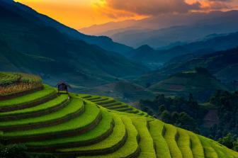 Mù Cang Chải - Điện Biên - Sơn La - Mộc Châu