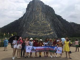 LỊCH KHỞI HÀNH BANGKOK - PATTAYA TỪ HÀ NỘI NĂM 2018