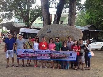 Tour Du Lịch Tây Nguyên - Pleiku - KonTum - Buôn Mê Thuột 5 Ngày