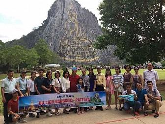 Bangkok - Pattaya 4 Ngày 3 Đêm Khởi Hành 10,17/06 & 01,08/07 2018