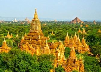 Khuyến Mại 2016 Yagoon - Bago - Golden Rock