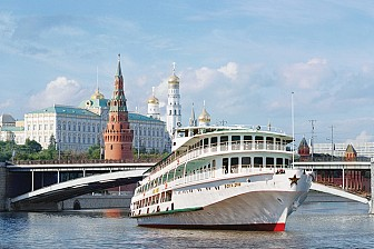 Tour Du Lịch Nga - Du Thuyền Trên Sông Volga