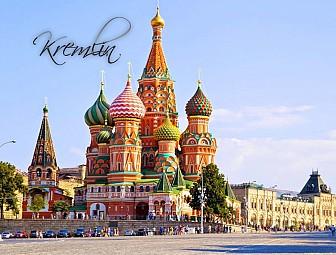 Moscow - Saint Petersburg 6 Ngày Khởi Hành Thứ 5 Hàng Tuần Hè 2019