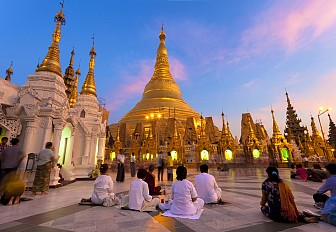 Tour Myanmar bay 01.01.2017 của Vietnam Airlines