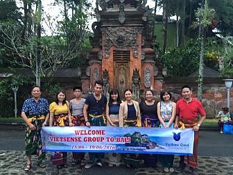 Thiên Đường Bali Dịp Lễ 02/09 từ HN