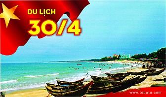 TOUR 30/4 - HÀ NỘI - ĐÀ NẴNG - BÀ NÀ - HỘI AN - Bao Vé Máy Bay