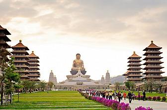 Đài Loan - Đài Bắc - Đài Trung - Nam Đầu - Cao Hùng